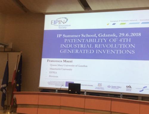 Mazzi, Klobučník and Hartman keynote speaker at IP SUMMER SCHOOL – UNIVERSITY OF GDANSK