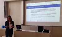 Clara Ducimetières paper presentation in Berlin