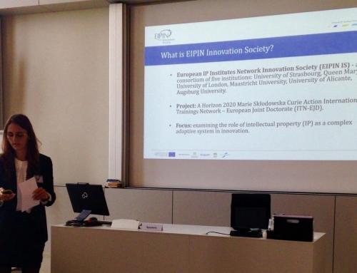Clara Ducimetière's paper presentation in Berlin