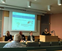 Tamar Khuchua´s presentation in Stockholm