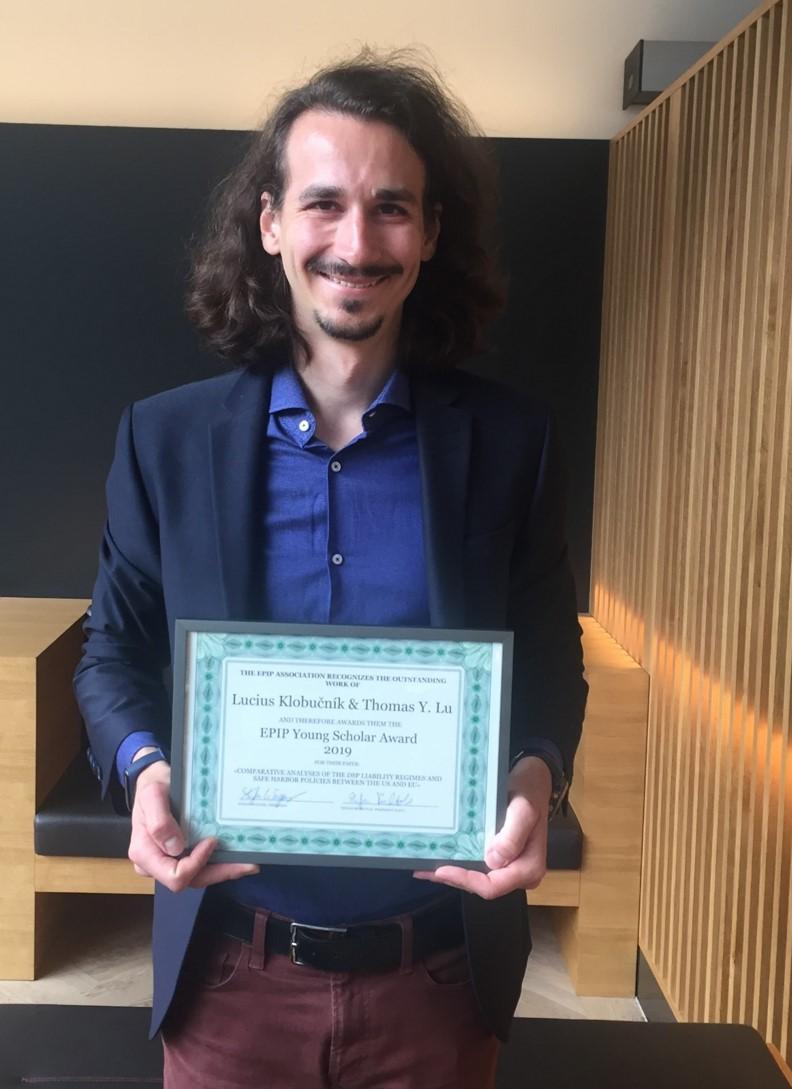 EPIP award